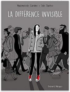 Différence invisible de Julie Dachez
